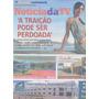 Jornal Noticia: Marjore Estiano / Karen Junqueira / Vechia