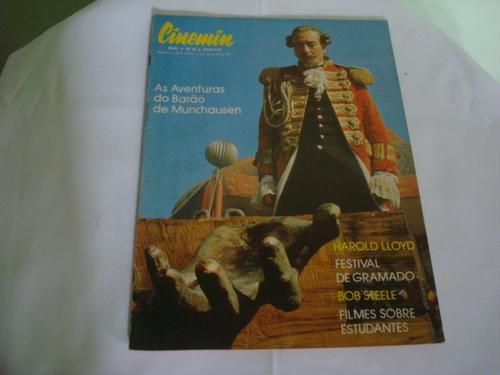 Revista Cinemin Nº 55 Julho / 89 Original