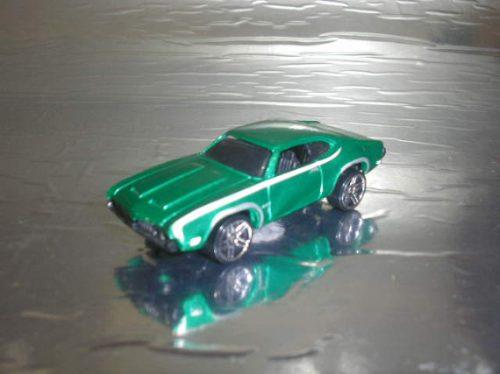 ( L - 200 ) Hot Wheels - Oldsmobile ( Olds ) Original