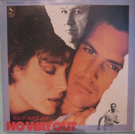 Trilha Sonora Filme Sem Saída - 1987 Original