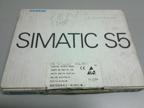 Siemens Simatic S5 - 6es5 441-4ua13 Original