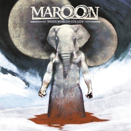 Cd  Maroon   -   When Worlds Collide    -   B20 Original