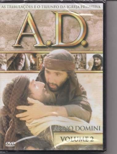 A.d. Anjo Domini - Volume 02 - Dvd - Filme - Gospel Original