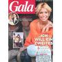 Sylvie Van Der Vaart : Capa Matéria Da Gala
