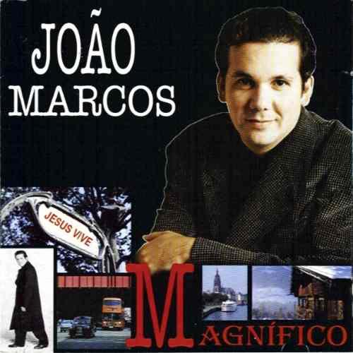 João Marcos - Magnífico - Cd Mk Publicitá 1998 Lacrado Original