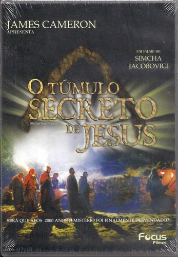O Túmulo Secreto De Jesus - Dvd - Filme - Gospel Original