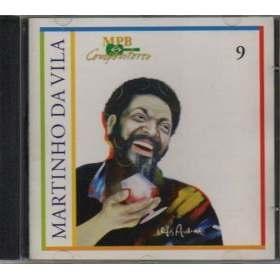 Cd  Martinho Da Vila  Mpb Compositores -   272b88 Original