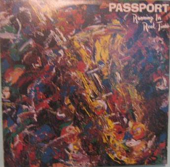 Passport - Running In Real Time - 1986 Original