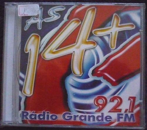 Cd Rádio Grande 92,1 Fm Dourados Ms As 14 +