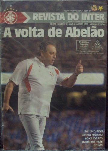 Revista Do Inter Ano 4 Agosto 2007 () Original