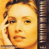 Marina De Oliveira - Momentos  - Raridade - Cd - Mk Original
