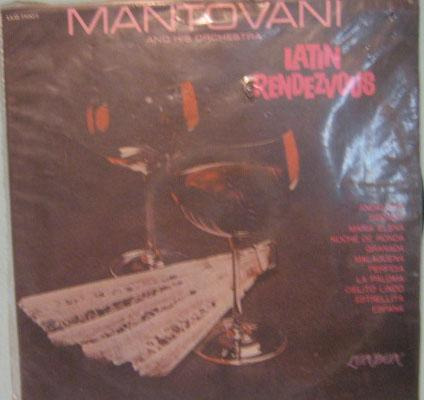 Mantovani And His Orchestra  -  Latin Rendezvous Original