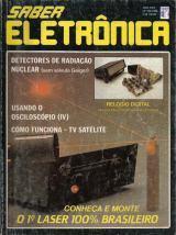 Saber Eletrônica 183 * 1988 Original