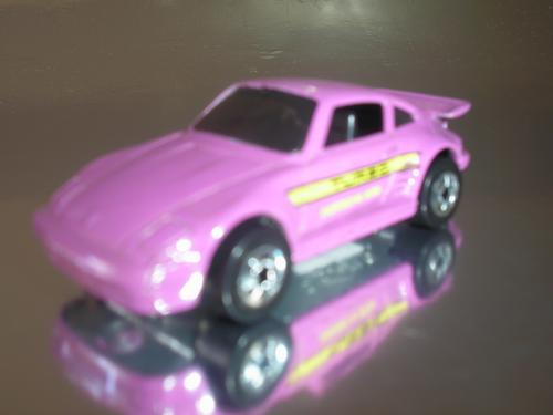 ( L - 90 ) Hot Wheels  Antigo Miniatura Do  Porsche # 1