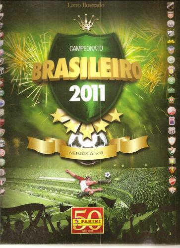 Figurinhas Campeonato Brasileiro 2011 - Tenho Muitas