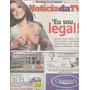Jornal Noticia: Gabriela Duarte / Francisco Cuoco / Calainho