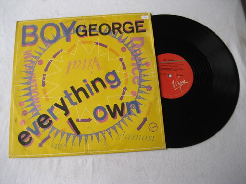 Lp Vinil  - Boy George Original