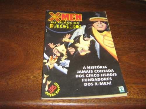 X-men Os Filhos Do Átomo Edição Especial  C/156 Págs Original