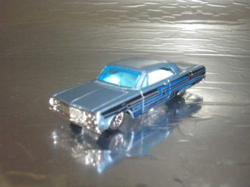 ( L - 100 ) Hot Wheels Miniatura Do  Impala 1964  # 1