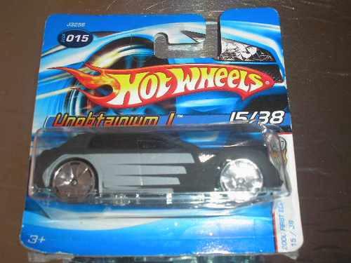 ( L - 120 ) Hot Wheels Miniatura Do  Unobtainium 1
