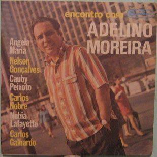 Adelino Moreira - Encontro C/adelino Moreira - 1967 Original