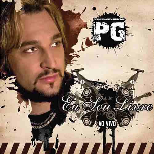 Pg - Eu Sou Livre - Raridade - Cd Mk Music Original
