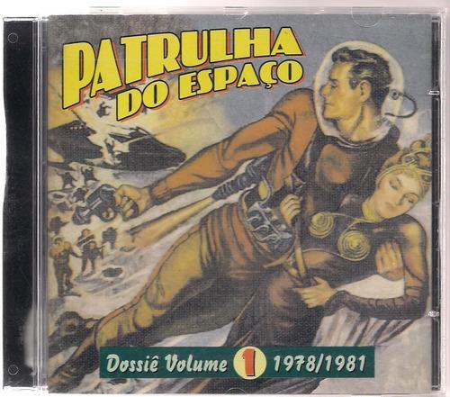 Patrulha Do Espaço - Dossiê Volume 1 1978-1981 - Cd Novo Original