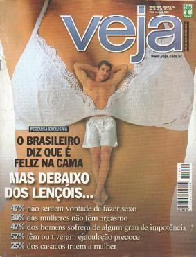 Veja 2001 Maria Adelaide Amaral Zico Gisele Bundchen Original