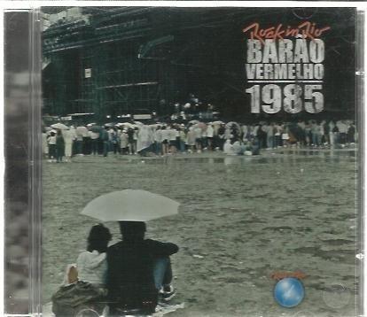 Cd Barão Vermelho 1985 Original