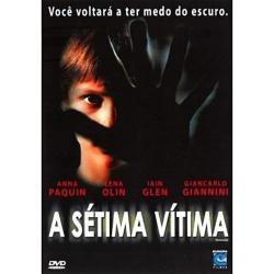 A Sétima Vítima Dvd Original