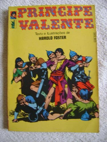 Principe Valente Nº13 Ano 1973 Editora Paladino Original