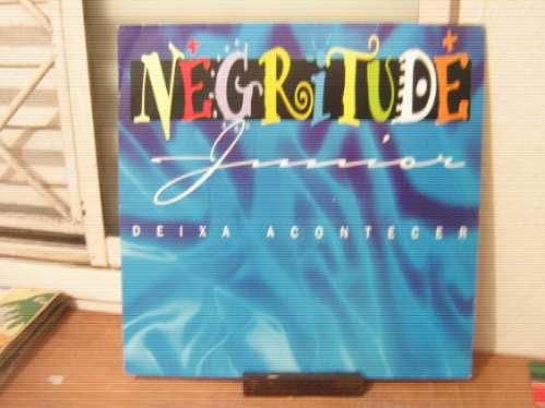 Lp  Negritude - Deixa Acontecer Original