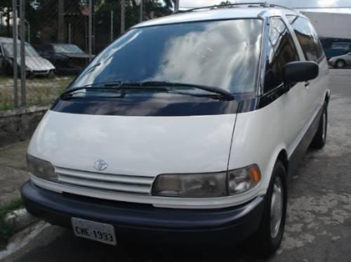 Corpo De Borboleta Tbi Toyota Previa 2.4 16v 1994/.. Original