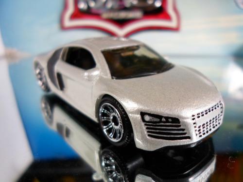 Matchbox Audi R8 Homem De Ferro - Ironman Exclusivo Macdonis Original
