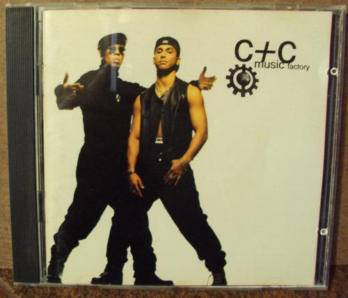 Cd C+c Music Factory - Anything Goes  () Original