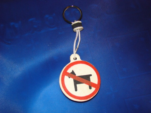 Lindissimo Proibido Trânsito De Cães Original
