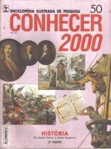 Fascículo Conhecer 2000 #50 * 1995 Original