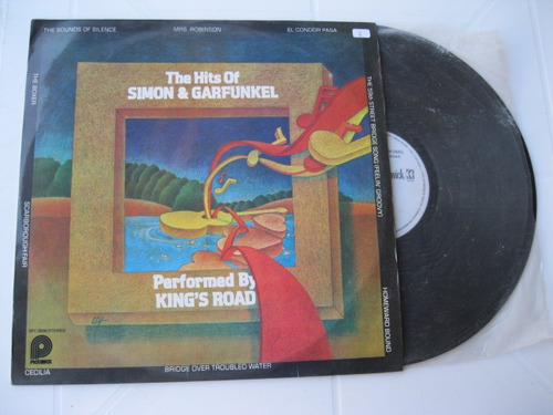 Lp Vinil  - The Hits Of Simon & Garfunkel Performedby Kings Original