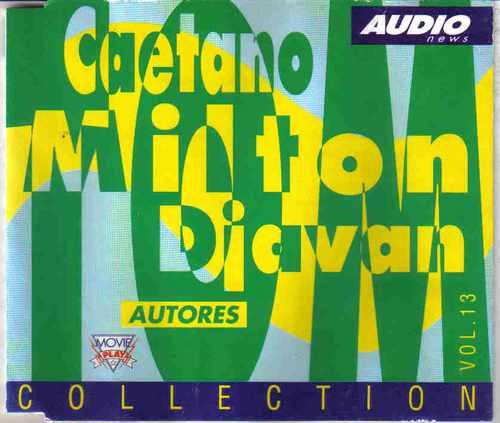 Caetano, Milton, Djavan - Autores Collections Original