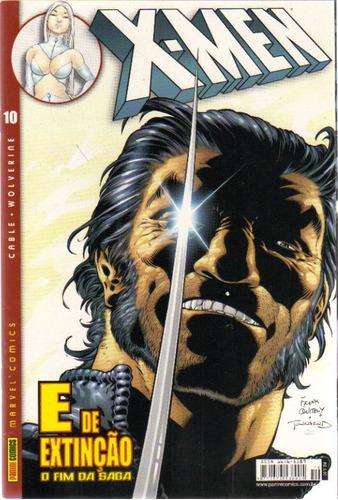 X-men Nº 10 - Marvel Comics - Panini Comics Original