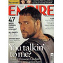 Russell Crowe: Capa Matéria Da Empire