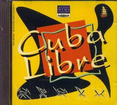 Cd  Vários - Cuba Libre Original