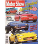 Motor Show Nº150 Gol Gti 16v Mustang Gt Camaro Z28 Viper Rt