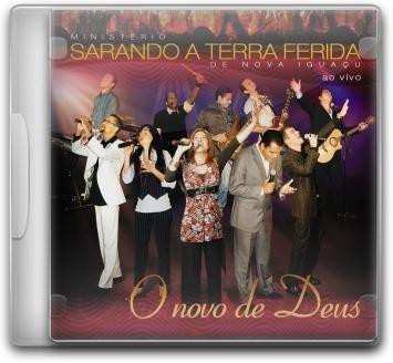 Ministério Sarando A Terra Ferida - O Novo..- Cd Mk Music Original