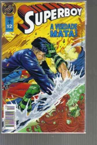 Superboy Numero 12 - Editora Abril Original