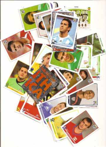 Figurinhas Copa 2010 Panini -tenho Muitas