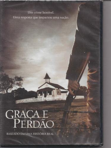 Graça E Perdão *lançamento* - Dvd - Filme - Gospel Original