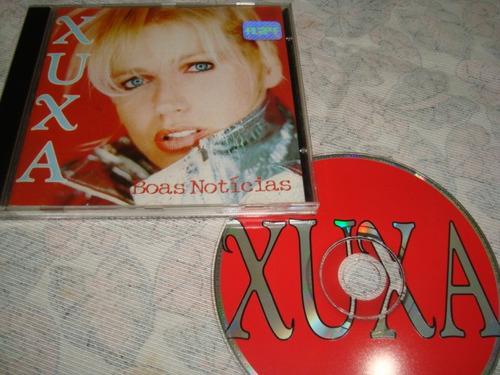 Cd Xuxa Boas Noticias Excelente Estado Arte Som