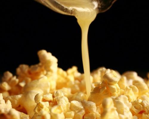 Sal Micronizado 5kg + 900ml De Cobertura Manteiga De Cinema