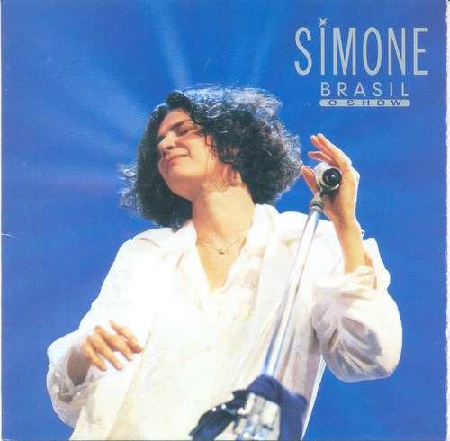 Cd Simone - Brasil - O Show Original